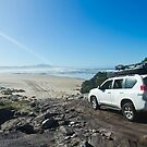 4 Wheel Driving on the West Coast of Tasmania by andychiz