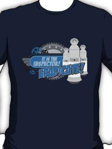 Blorgons - ERADICATE!!! T-Shirt