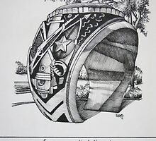Texas A&M School Ring by bjgart