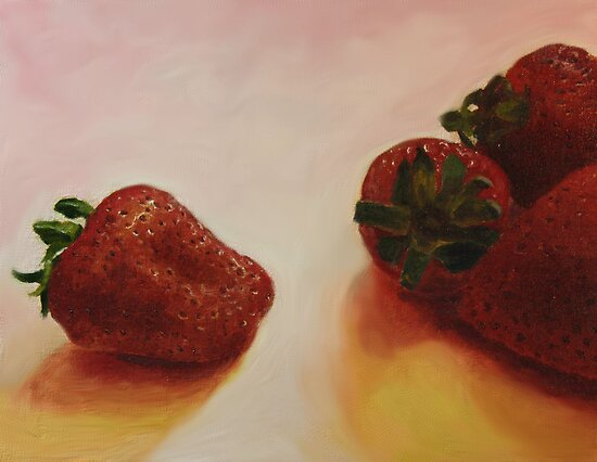 Strawberry by Rachel Hames