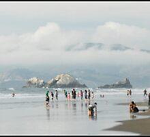 Ocean Beach, San Francisco by Patrick T. Power
