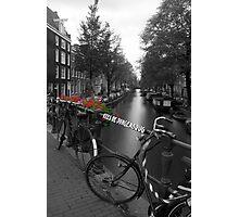Amsterdam - Bloemgracht Photographic Print