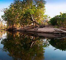Pentecoste River by Andrew Dickman