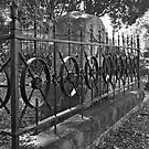 Walking in a Graveyard by Martha Andreatos