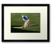 Every Golfers Nightmare Framed Print