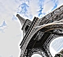 Tour Eiffel by MIRCEA COSTINA