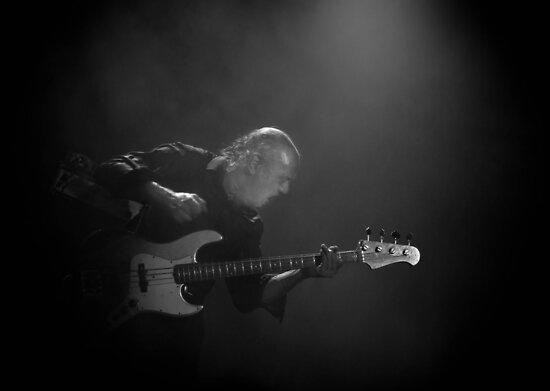 Norman Watt-Roy by geoff curtis