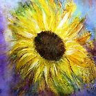 Sunflower by Carol Rowland