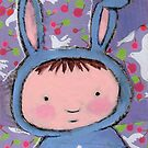 Little rabbit by Bethan Matthews