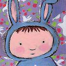 Little rabbit by Bethan Matthews