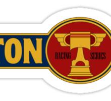 Piston Cup Large Classic Logo Sticker