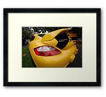 (GT) S Framed Print