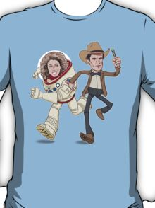 Time Story (Doctor Who / Toy Story) - Design #2 T-Shirt