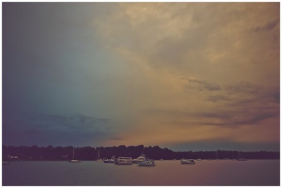 Soft Storm by Natsky