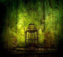 Abandoned Train Lantern by MJD Photography  Portraits and Abandoned Ruins