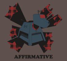 Affirmative! by Steven Thibaudeau