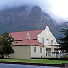 Clouds over Franschoek by Graeme  Hyde