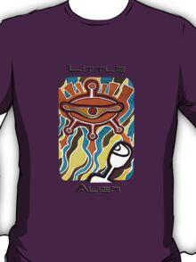 Little alien's spaceship T-Shirt