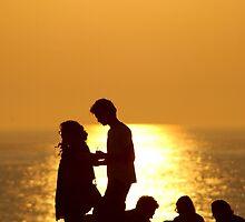 October Sunset 2 by jason21