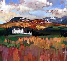 Blair Castle by scottnaismith