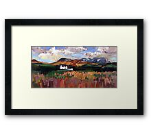Blair Castle Framed Print