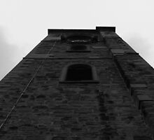 The Church Tower by MsHannahRB