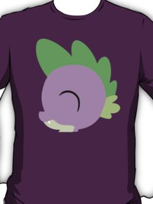 Spike silhouette (No boarder) T-Shirt