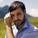 Self Portrait by MarceloPaz