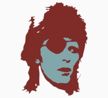 David Bowie T-Shirt by retrorebirth