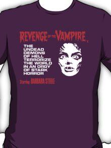 Revenge Of The Vampire / Black Sunday / Mask Of The Demon T-Shirt