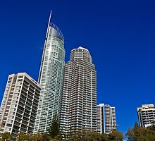 Q1 Gold Coast, QLD, Australia by benjilach