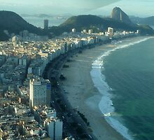 Copacabana beach by supergold