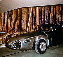 Firebird 2 at General Motors Motorama 1956 by haymelter