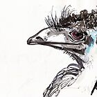 Emu profile by WoolleyWorld