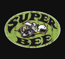 Super Bee Logo - Distressed by KlassicKarTeez
