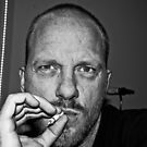 "Self Portrait ""smoking"" by Jason Dymock Photography"