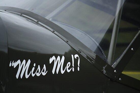 Miss Me!? by reindeer