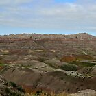 Badlands, SD by pshootermike