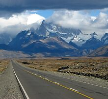 Fitz Roy massif by jmccabephoto