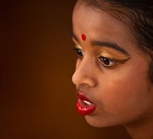 Bengali Girl 1 by Peter Maeck