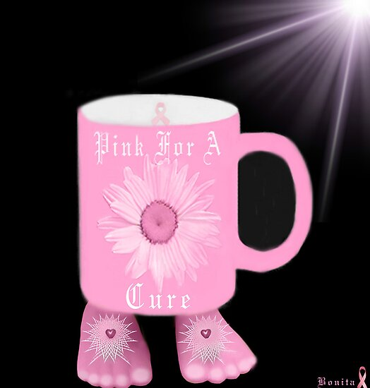 ¯`'·.¸(♥)¸.·'´¯ Pink Mug For The Cause~ Breast Cancer Awareness¯`'·.¸(♥)¸.·'´¯ by ╰⊰✿ℒᵒᶹᵉ Bonita✿⊱╮ Lalonde✿⊱╮