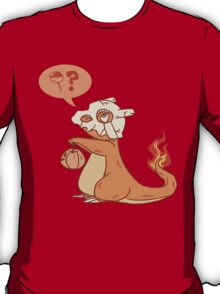 Charmander Trick or Treating  T-Shirt