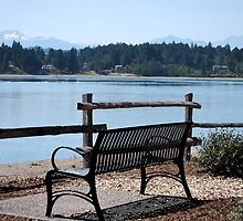 Peace and Serenity-Lions Park WA. by Eileen Aquiningoc  Schwake