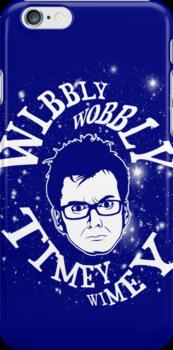 Wibbly-wobbly, timey-wimey... stuff. by awboan