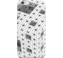 Menger Sponge iPhone Case/Skin