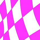 Race flag Pink by Andreas  Berheide
