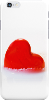 Fallen for You - iphone case by BlueShift