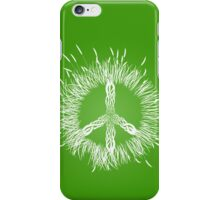 Peace and Nature iPhone Case/Skin