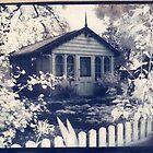 Garden studio - Montsalvat by WCurrie