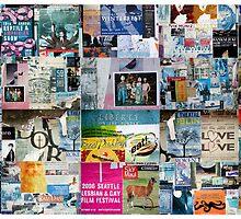 Social Media: Hand Bill Wall at Pikes Market by MarkBigelow